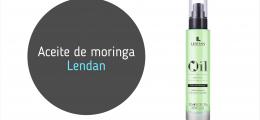 Aceite de Moringa Lendan: mi experiencia