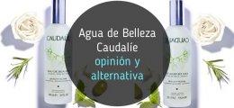 Agua de Belleza de Caudalíe: opinión y alternativa