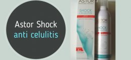 Astor Shock anti celulitis