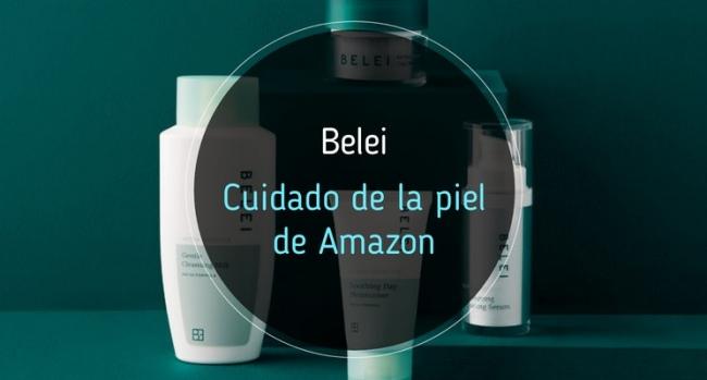 Belei, la marca de cuidado de la piel de Amazon