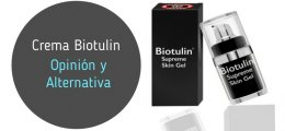 Biotulin: opinión y alternativa