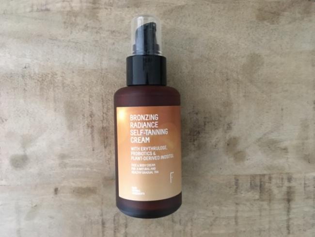 Bronzing Radiance Self-Tanning Cream de Freshly: te cuento mi opinión