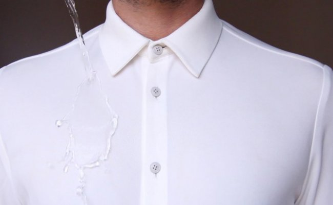 Camisas sin plancha