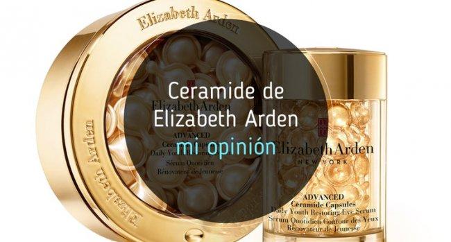 Ceramide de Elizabeth Arden, opinión