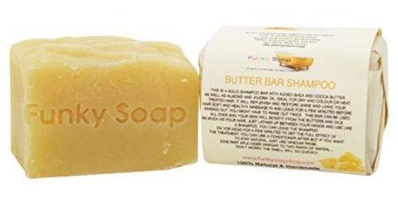 Funky Soap, otra marca con champús sólidos
