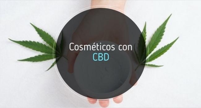 Cosméticos con CBD