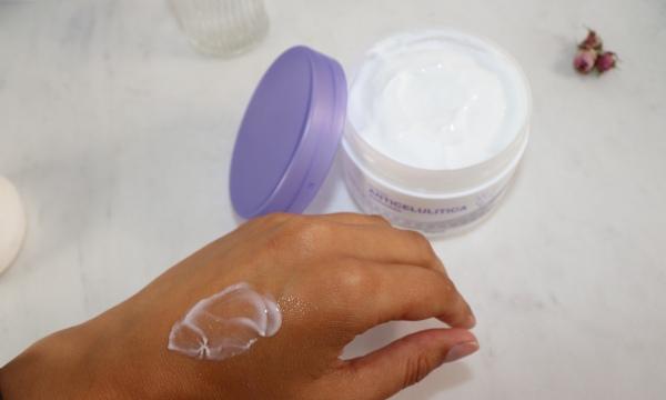 La crema anticelulitis de Mercadona (Deliplus)