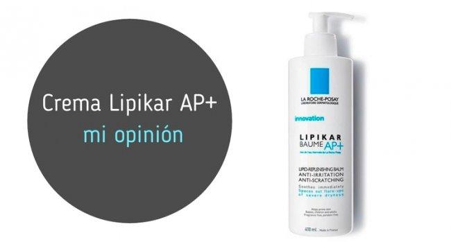 Lipikar Baume AP+: mi opinión