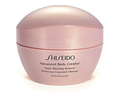 Crema reductora Shiseido Advanced Body Creator