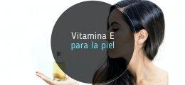 Esto es lo que la vitamina E puede hacer por tu piel