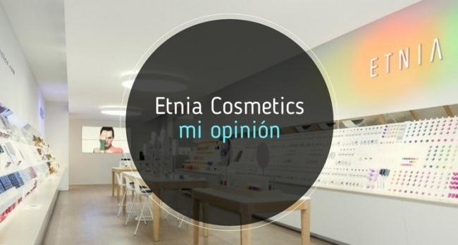 Etnia Cosmetics: mi opinión
