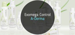 Exomega Control de A-derma, nuestra opinión