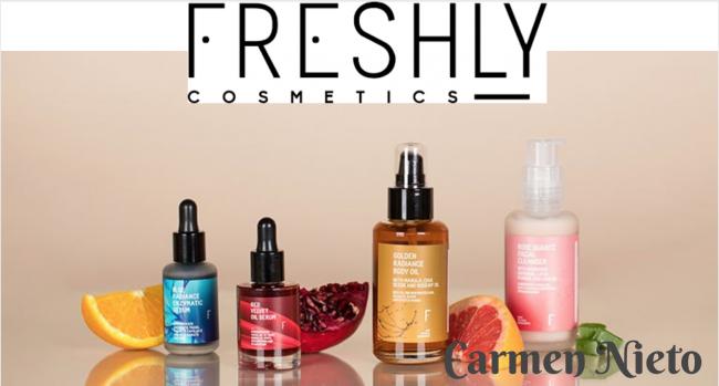 Freshly Cosmetics, opiniones, mis productos favoritos y dónde comprar