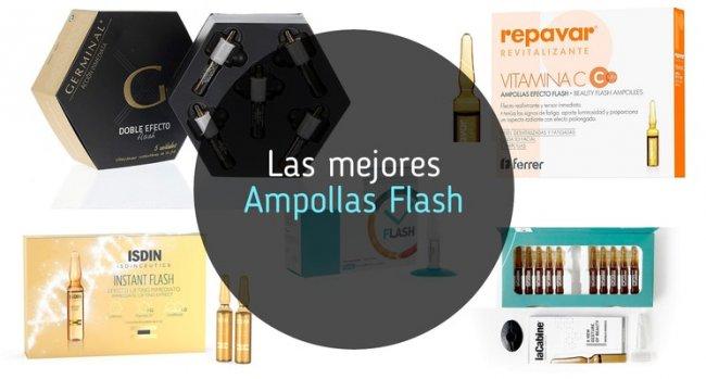 Las mejores ampollas flash