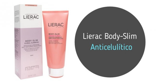 Lierac Body Slim anticelulítico
