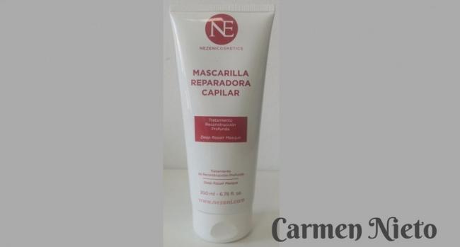 Mascarilla Capilar Nezeni Cosmetics: mi opinión