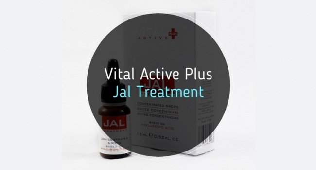 Mi opinión honesta de Vital Plus Active Jal Treatment