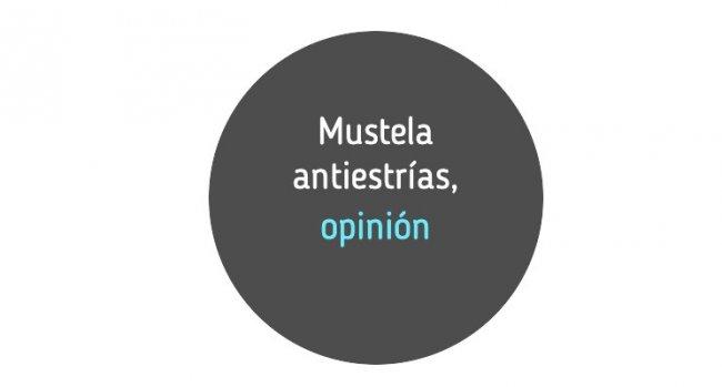 Mustela antiestrías: nuestra opinión
