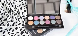 Paletas de sombras Sleek Makeupo