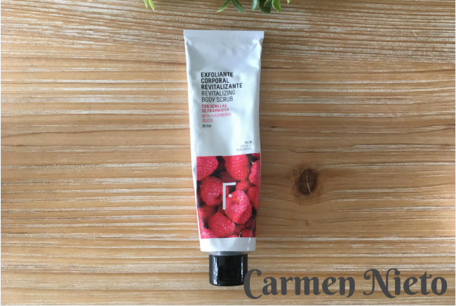 Reseña del exfoliante corporal de Freshly Cosmetics