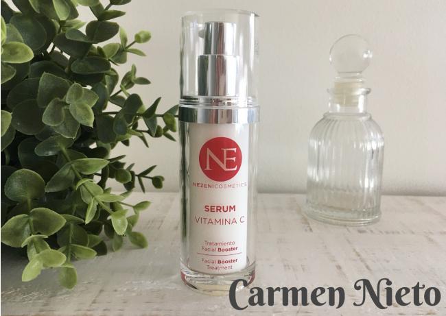 Serum Vitamina C de Nezeni Cosmetics: mi opinión