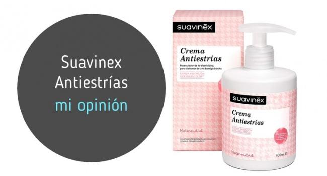 Suavinex antiestrías: opinión