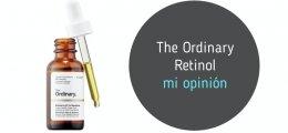 The Ordinary Retinol: Mi opinión