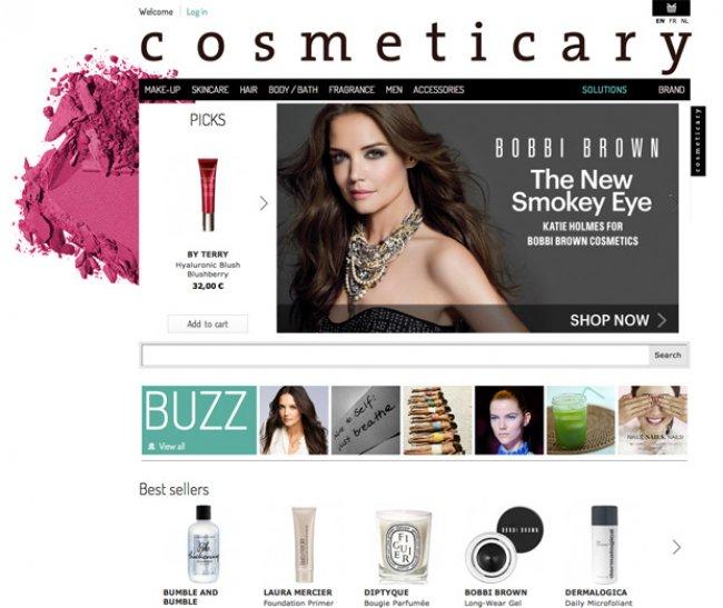 Tiendas donde comprar maquillaje online en España