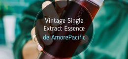 Vintage Single Extract Essence de AmorePacific: mi opinión